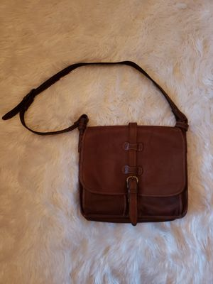 Frye Leather Messenger Bag for Sale in Seattle, WA
