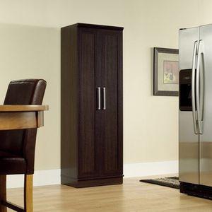 Sauder Homeplus Storage Cabinet, Dakota Oak for Sale in Houston, TX