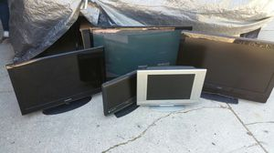 Lot of 5 TV'S For Repair for Sale in Hamtramck, MI