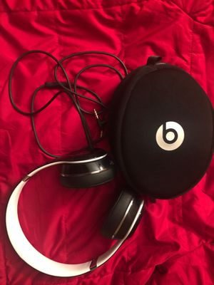 Beats Solo 2 WIRED On-Ear Headphones for Sale in Harrisburg, PA