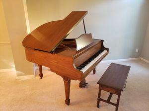1937 Wurlitzer Baby Grand Piano w/bench for Sale in Joliet, IL