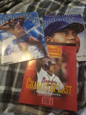 Sports Illustrated bundle for Sale in La Vergne, TN