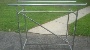 I have two clothes racks adjustable in height $75 each for Sale in Bristol, CT