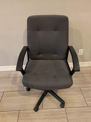 Gray Office Chair! for Sale in Gilbert, AZ