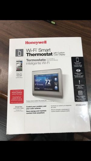 Honeywell smart thermostat for Sale in Los Angeles, CA