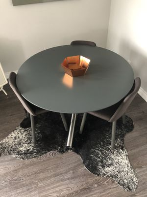 Bludot sprout dining table (slate) for Sale in Los Angeles, CA