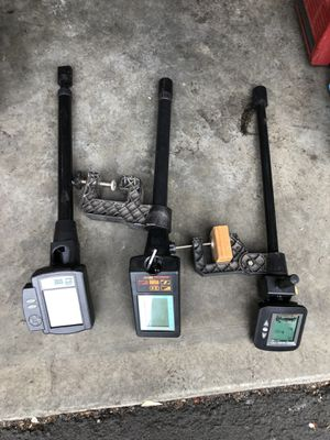 3 Fish Finder for Sale in Kent, WA