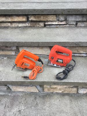 Jig saw variable speed Jigsaw for Sale in Concord, MA