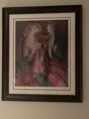 Famous Artist Framed for Sale in North Lauderdale, FL