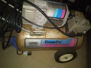 Air compressor works good for Sale in Columbus, OH
