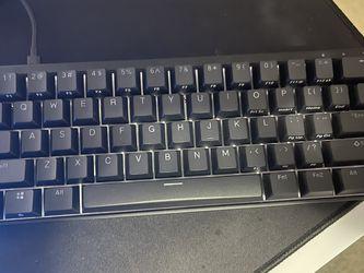 Durgod HK Venus RGB Mechanical Gaming Keyboard - 60% Layout - Double Shot PBT Cherry Profile - NKRO - USB Type C - Aluminium Chassis (Cherry Silent Re for Sale in San Antonio,  TX
