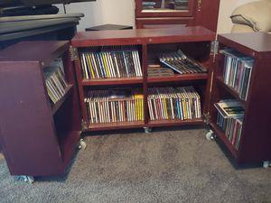 Multi media cabinet. for Sale in Millersville, MD