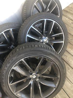 2019 Scatpack tires for Sale in Woodbridge, VA