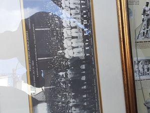 Black baseball team photo for Sale in Philadelphia, PA