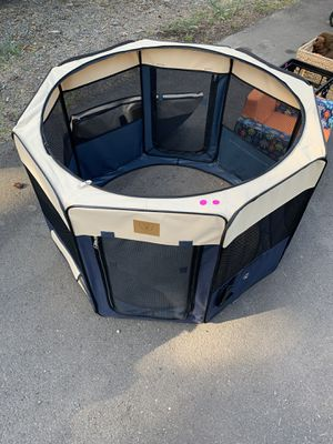 Dog play pen for Sale in Oregon City, OR