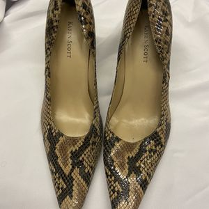 Snake Print High Heels for Sale in Yelm, WA