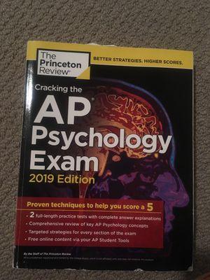 AP Psychology Exam 2019 Edition for Sale in Lexington, KY