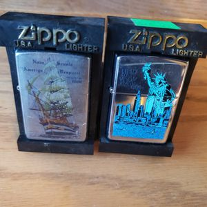 Collectable Zippo Lighters for Sale in Cohasset, MA