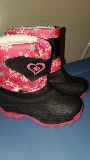 Snow boots size 13 kids for Sale in South Gate, CA
