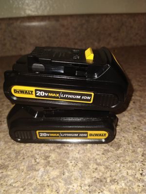 Brand New Battery DeWalt 20V Max 2.0 for Sale in Chula Vista, CA