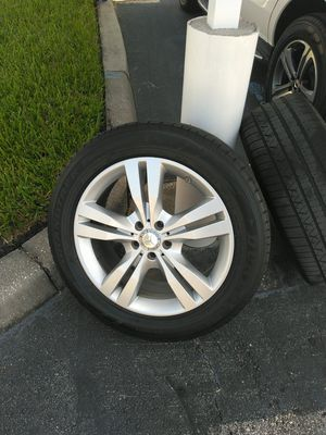Mercedes-Benz Rims & Tires for Sale in Kissimmee, FL
