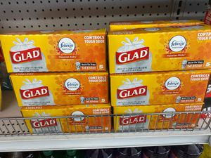 Glad kitchen bags for Sale in Los Angeles, CA