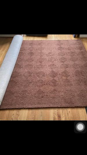 Rug large 100/100 wool for Sale in Alexandria, VA