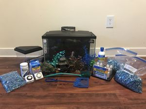 Freshwater Aquarium Kit! for Sale in Alexandria, VA