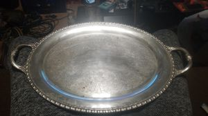 Stainless steel tray for 20 for Sale in Victoria, TX