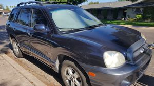 2005 Hyundai Santa Fe for Sale in Mesa, AZ