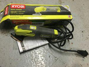 Ryobi 0.4 Amp Corded 2-7/8 in. Detail Sander for Sale in Mesa, AZ