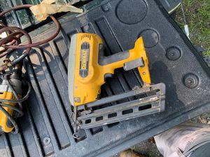 Dewalt nail gun for Sale in Baltimore, MD