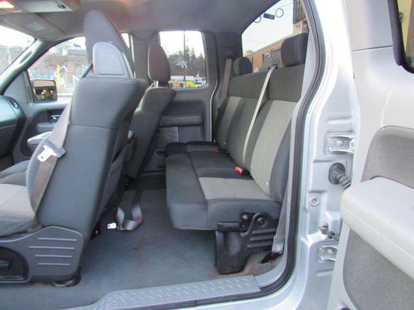 2007 Ford F150 Super Cab