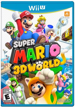 Super Mario 3D World - Nintendo Wii U for Sale in Los Angeles, CA