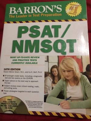 PSAT Book for Sale in Chino, CA
