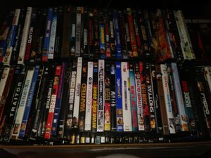 Around 100 random DVDs for Sale in Concord, CA