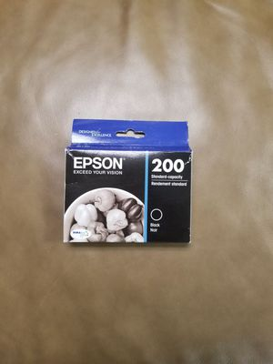 Epson 200 ink cartridge (black only) for Sale in Lexington, KY