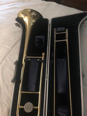 Trombone by conn for Sale in Wolcott, CT