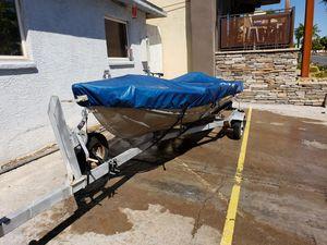 14 foot aluminum boat for Sale in Boulder City, NV