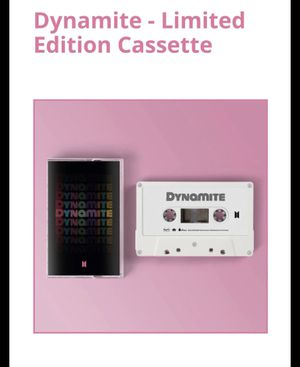 Bts Dynamite cassette tape for Sale in Riviera Beach, FL