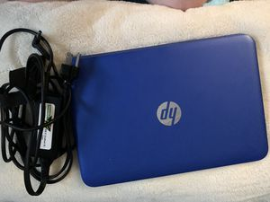 """Blue Ombré 11.6"""" HP Stream 32GB laptop for Sale in Moultrie, GA"""