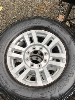 4 Rims And Tires For Ford Truck for Sale in North Bend,  WA