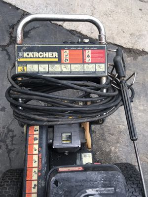 Pressure washer 3700 psi for Sale in Gaithersburg, MD