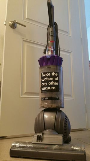 Dyson Ball Animal Plus Cyclone Bagless Vacuum Cleaner for Sale in Irvine, CA