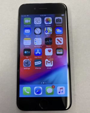 Apple iPhone 6 (32gb) space gray in mint condition for Sale in Chula Vista, CA
