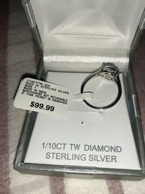 Pretty Little Diamond Ring size 7 for Sale in San Jose, CA