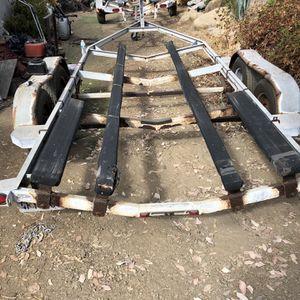 2000 Galvanize Pacific Boat trailer for Sale in Homeland, CA