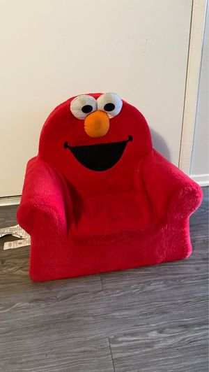 Kid's Elmo Chair for Sale in Torrance, CA