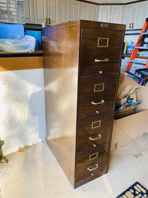 File cabinet for Sale in Rockville, MD
