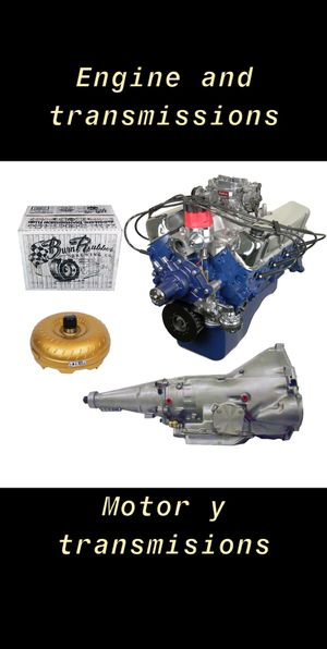 Engine and transmissions for Sale in Beach Park, IL